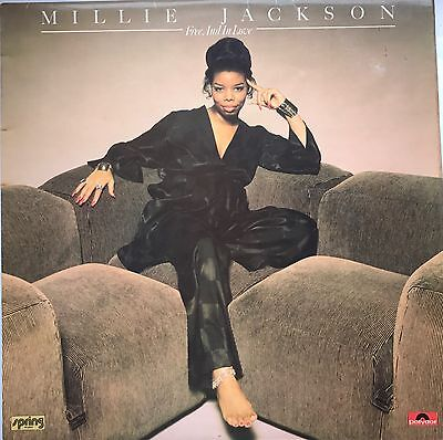 Northern Soul, R&B, Millie Jackson, Free &  In Love, LP Featuring House For Sale
