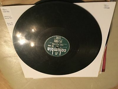TONY CROMBIE TEACH YOU TO ROCK RECORD 78 rpm