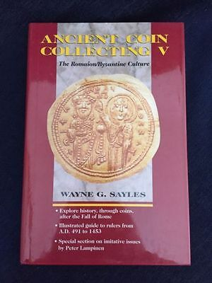 Ancient Coin Collecting V Wayne G. Sayles