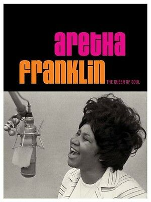 Aretha Franklin POSTER - Amazing Image - The QUEEN of Soul - Wall Art Print