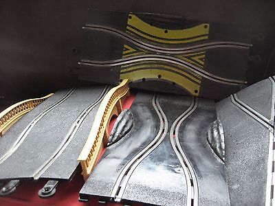 Select FROM A BUNDLE OF CLASSIC / Vintage SCALEXTRIC Track + Accessories