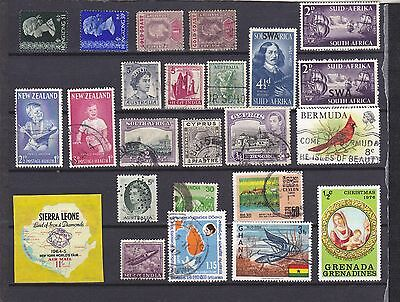 Stamps of the Commonwealth