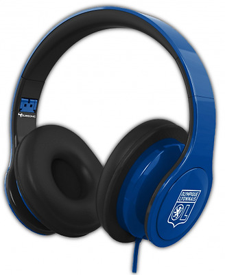 Subsonic Casque Audio avec microphone - Licence officielle OL - OLYMPIQUE LYONNA