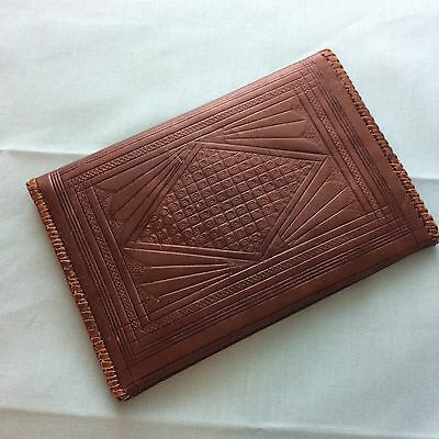 Vintage Leather Wallet / Billfold