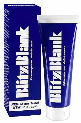 Crema Depilatoria Blitz Blank 125 ml