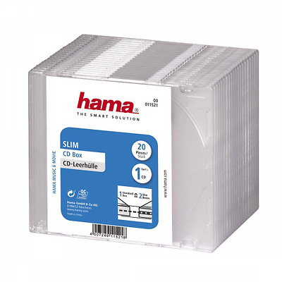 Hama 00011521 Transparent