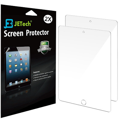 JETech 2-Pack iPad Mini 1 / 2 / 3 Screen Protector Film Protection pour écr
