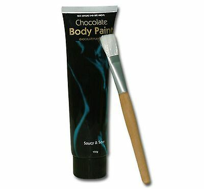 Colorante per il Corpo Body Paint Cioccolato 150 ml