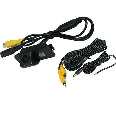 Car Wireless CCD Rear Video Reversing Parking Camera 170° For Ford Mondeo Ba7
