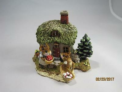Wee Forest Folk A Cottage for All Seasons - Spring - Limited Edition 2004