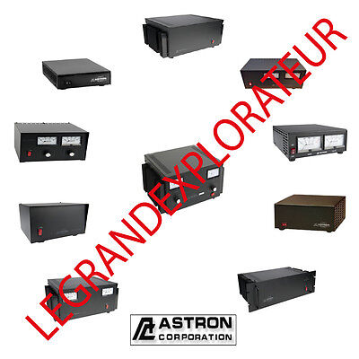 Ultimate Astron Power Supply  Repair Service Schematics Manuals   (100 on DVD)