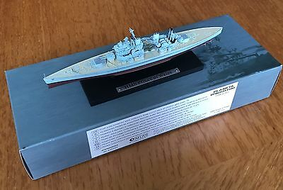 HMS PRINCE OF WALES (ATLAS EDITIONS) Model Warship 1:1250 Scale Boxed