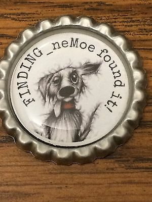 Custom listing Personalized Geocaching Swag Bottle Caps x 25