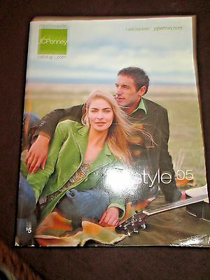 Jc Penney Fall Style 2005 Catalog * 1090 Glossy Pages *