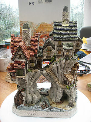 """DAVID WINTER """"WRECKERS COTTAGE"""" 1995 No 565/4300 BOXED MINT CONDITION"""