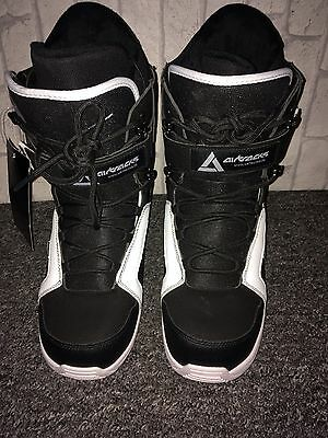 Mens Airtracks Snowboard Boots Size 10.
