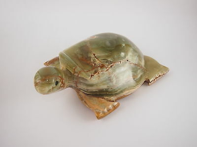 Large Onyx Turtle Ornament/Paperweight