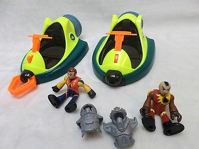 2007 Shuttle replacement Space Ship Planet Heroes 2 ships