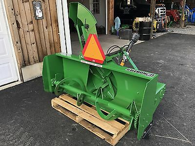 John Deere Frontier SB1164 3 Point Snowblower Hydraulic Chute Brand New!!!