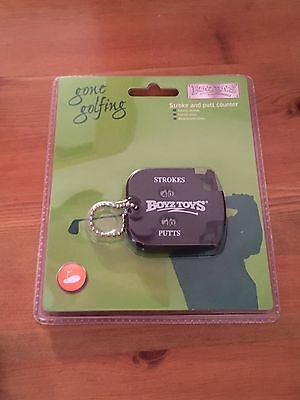 New Black Golf Count Shot Putt Stroke Counter Scoring Keeper Golfing Accessories
