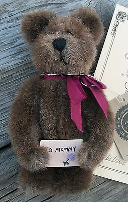 Vintage Boyds Bears Colby Mother's Day goes with Madison Doll