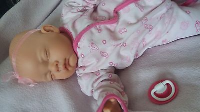 Lovely 18 Inch Reborn Baby Doll - Made To Order - Girl Or Boy