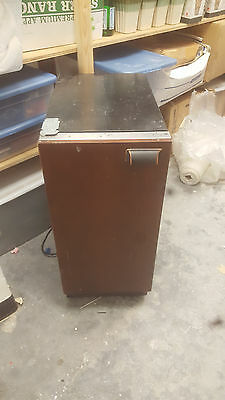 """Summit BIM44G 15"""" Stainless Steel Commercial Ice Maker #709 GREAT CONDITION"""