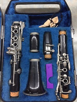 Yamaha YCL- 24 Student Clarinet with Case - Nice! NO RESERVE!