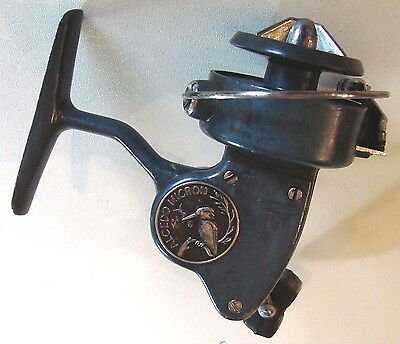 Alcedo Micron Ultra Light Spinning Reel Fishing Vintage Italy