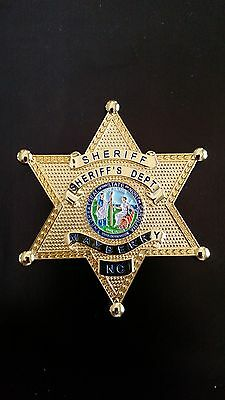 Andy Griffith TV Show - Mayberry Sheriff Badge Prop Replica