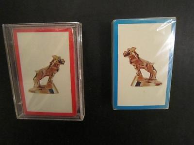 Mack truck playing cards - 4 sets