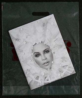 KYLIE MINOGUE * A KYLIE CHRISTMAS PROGRAMME w/ BAG * 2016 * ROYAL ALBERT HALL