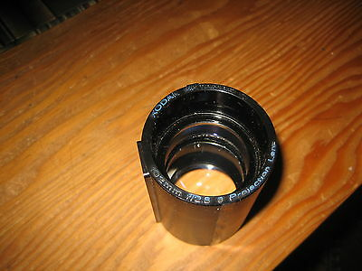 Kodak Ektanar C   102mm f/2.8 Projection Lens