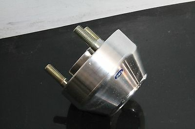 Two Premium Mono Alloy Rear Hub for 30mm Go Kart Rear Axle