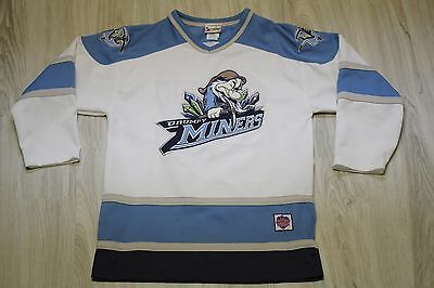 Walt Disney World Grumpy Miners Trikot Hockey Jersey Adult Size S