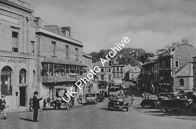 The Market Place Frome 1920s Photo 6x4