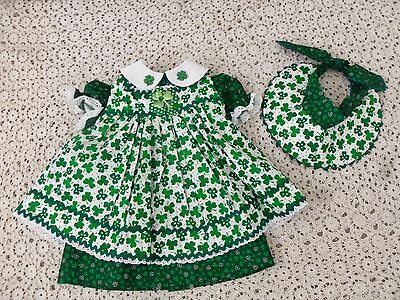 St. Patrick's Dress Ensemble - Patti Play Pal