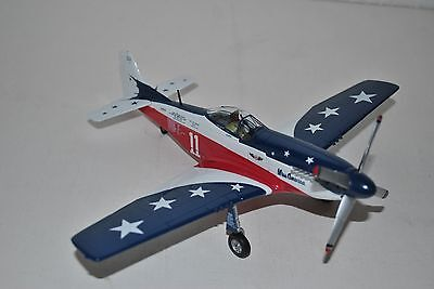 Armour Collection Diecast P51 Mustang Miss America 1:48