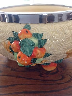 1930's Art Deco, 'Celtic Harvest' Clarice Cliff Bowl