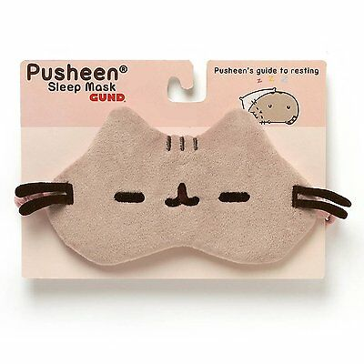 Gund Pusheen Sleep Mask 7 inch (17.78 cm) - NEW with tags, by GUND!