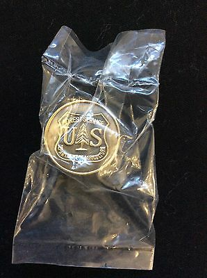 Us Forest Service Tie Tack New