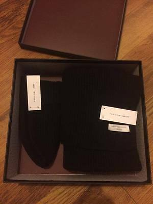 Selected Homme Gift Set Scarf and Hat wool