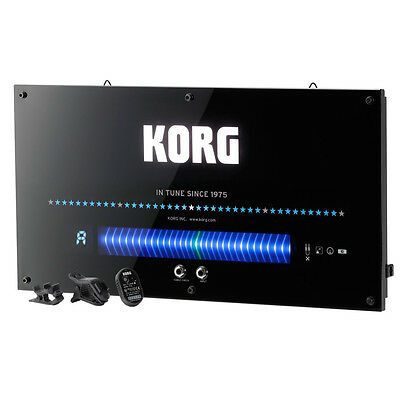 KORG WDT-1 Wall-Mounted Guitar Bass Instrument Tuner Wireless