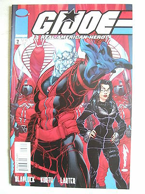 G.i. Joe: A Real American Hero # 2 (Image Comics, First Print, 2001), Vf/nm