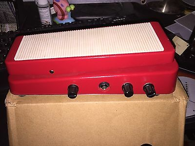 Teese Real McCoy Wheels Of Fire RMC6 Wah Pedal RMC6