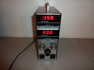 HOEFER PS-500XT INDUSTRIAL 500v , 400ma , 200w DC POWER SUPPLY