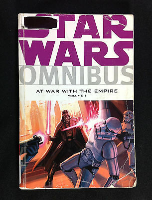 Star Wars Omnibus At War With the Empire Volume 1 1st Edition Comic Book Graphic