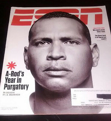 ESPN The Magazine - Rodriguez - March 2nd, 2015 Issue