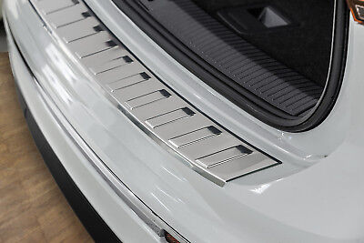 Door Sill and Loading Area Protector compatible with VW TIGUAN II Built 2016