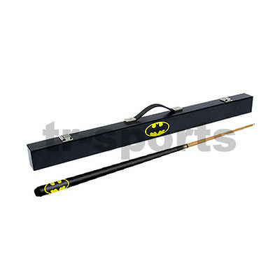 "License 1x Batman Pool 57"" Cue & Case For Birthday Xmas Father's Day Best Gift"